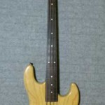 Crews PJ Fretless Bass